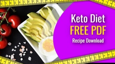 Zero Carb Food List that Keeps Keto and Ketosis Simple | custom keto diet review | customized keto