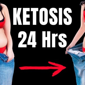 How To Get Into KETOSIS In 24 Hours | 7 Steps To Reach Ketosis In A Day | (FAST)